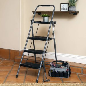 safety step ladders for seniors